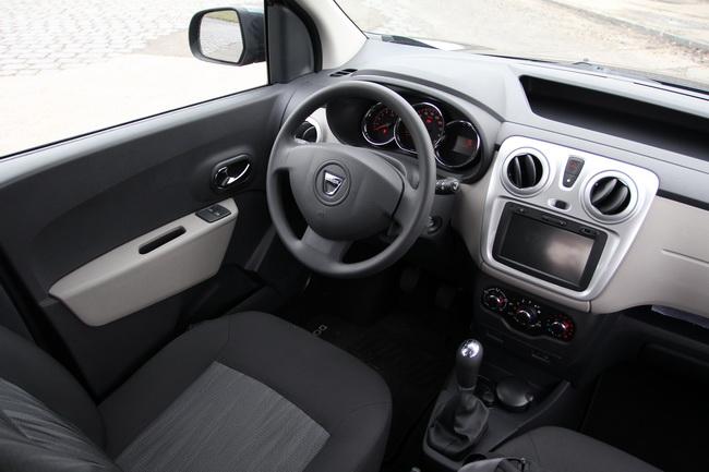 Dacia Dokker teszt
