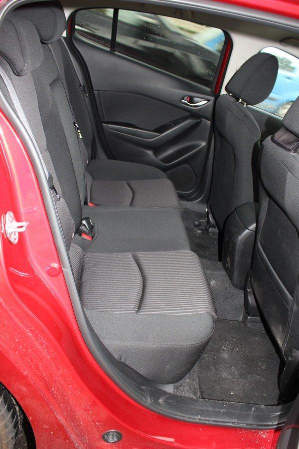 Mazda3 teszt