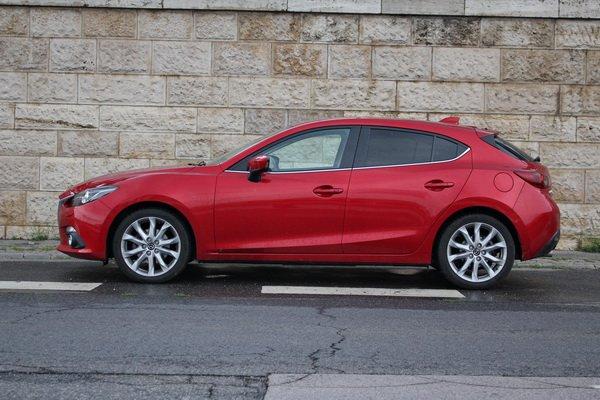 teszt Mazda3