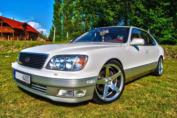 Hectors Tuning Club Lexus