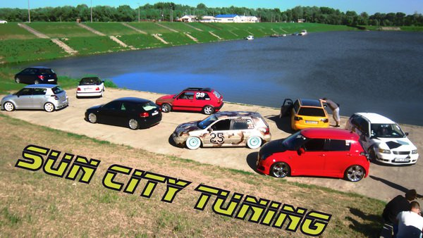 Sun City Tuning Club