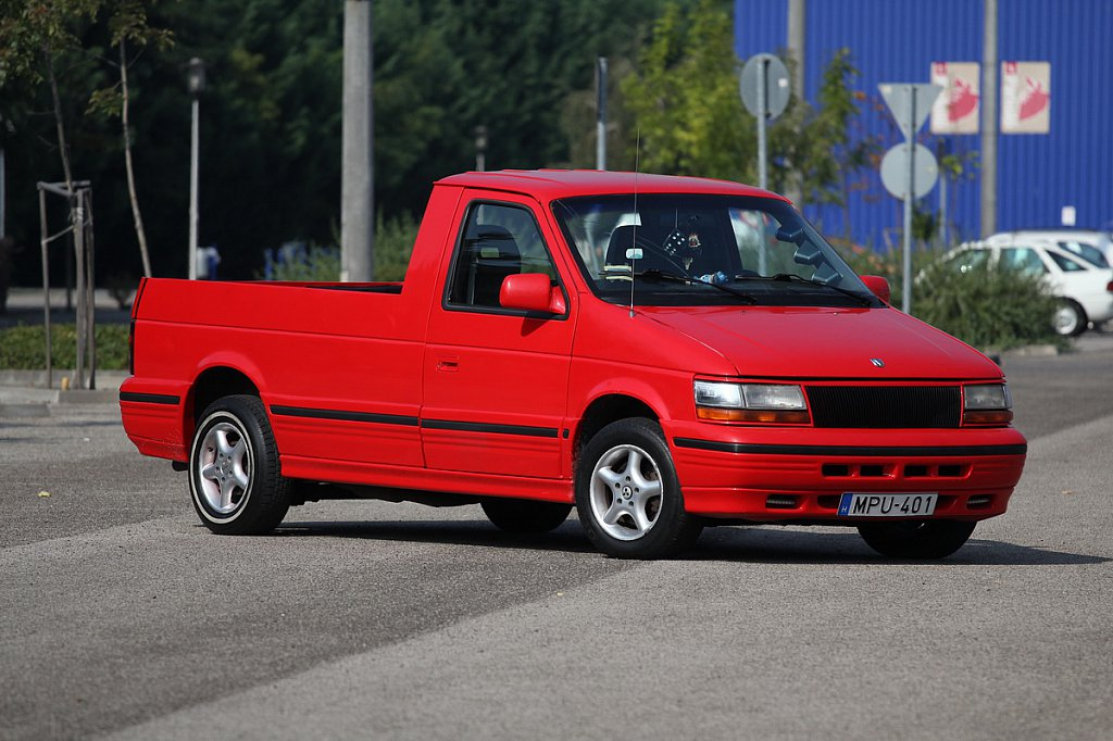 Chrysler Voyager Pick Up