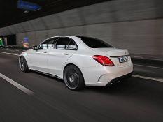 Väth Mercedes C63 AMG