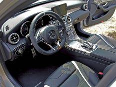 Posaidon Mercedes AMG C63 Wagon