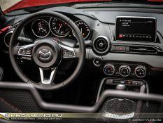 Mazda MX5 ND teszt