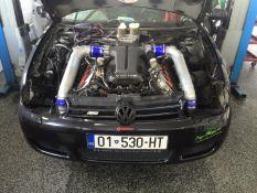 COGI Racing Volkswagen Golf RS 5.0 V10
