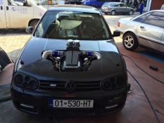 COGI Racing Volkswagen Golf RS 5.0 V10