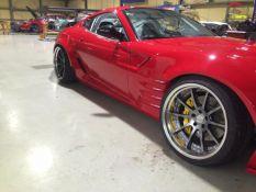 Daigo Saito Ferrari 599 GTB Drift