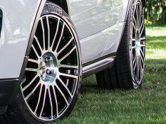 AEZ Range Rover Evoque kabrió