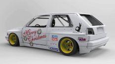 Pandem / Rocket Bunny Volkswagen Golf MK2