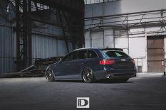 Audi A4 Avant vs. Dotz Revvo