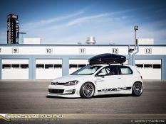 VOSSEN Volkswagen Golf MK7 GTI fotózás