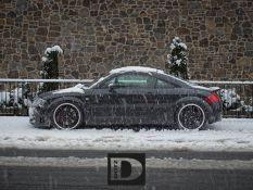 Audi TT vs. DOTZ Shift Black Polished