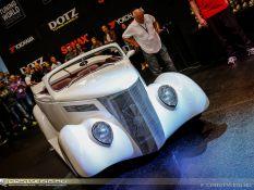 Iain Bowles Ford Roadster Custom 1937