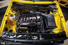 Volkswagen Golf II Retro Racer vs. KTS EOS