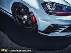DOTZ SP5 Dark vs. Volkswagen Golf MK7 GTI