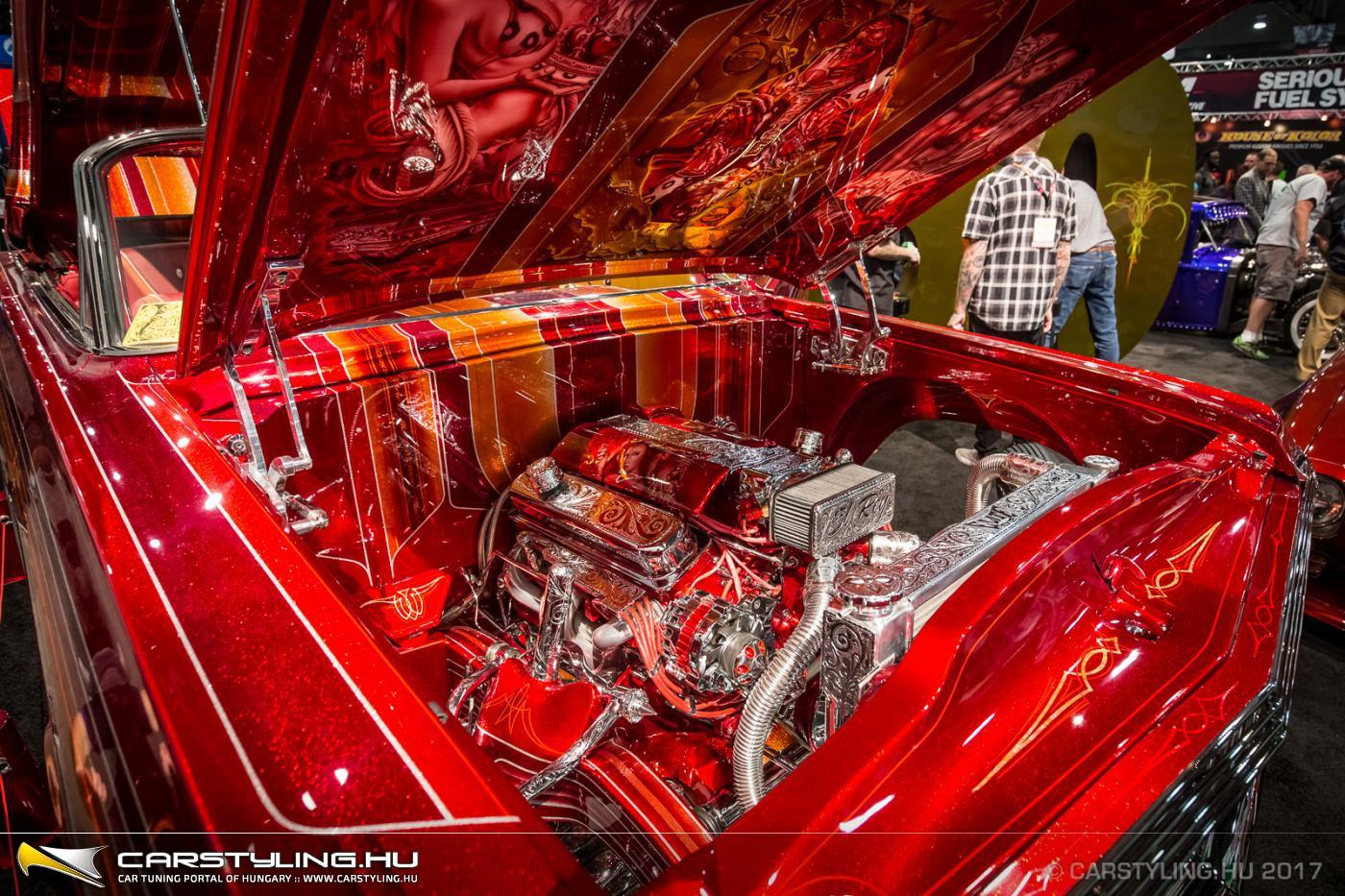 G  1963 Chevy Impala Lowrider El Ray - CARSTYLING.COM    Magyar ... ed5dc6c0fd