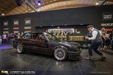 Bradley Ross BMW E30 V8