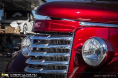 GMC Sealand 1939 Fire Truck Showcar