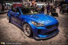 KIA Motors @ SEMA Show 2017