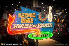 House of Kolor @ SEMA Show 2017
