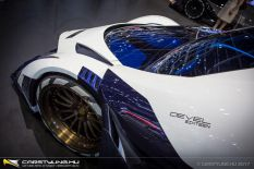 Devel Sixteen @ Dubai Motor Show 2017