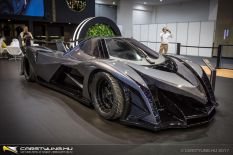 Devel Sixteen @ Dubai Motor Show 2017