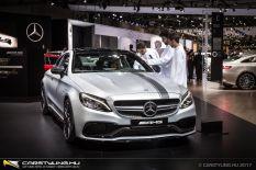 Dubai Motor Show 2017