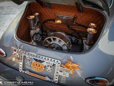 Sarkisyan 1963 Porsche 356 & 1968 Porsche 912
