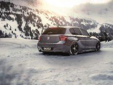 DOTZ SP5 Black vs BMW 1-széria