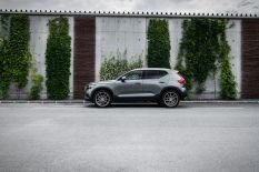 Volvo XC40 vs. AEZ Raise