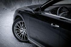Audi A8 vs. AEZ Steam graphite