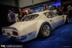 Vibrant Performance Pontiac TransAM 1970