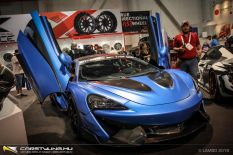 SEMA Show 2018 - North Hall, South Hall