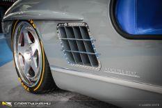 Sarkisyan Slang500 Gullwing @ SEMA Show 2018 Toyo Tires