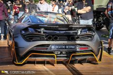 SEMA Show 2018 - Silver Lot, Blue Lot, Performance Tent, Ignited