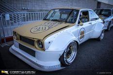 Rod Nielsen Mazda R100 1972 @ SEMA Show