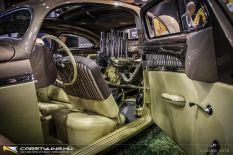 Volkswagen Bogár 1956  Rag Top Custom Berlin Buick