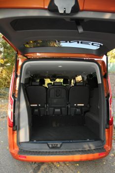 Ford Tourneo Connect teszt