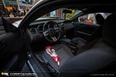 AMTS 2019 - Ford Mustang 5-gen nyereményautó építés