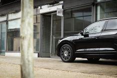 Volkswagen Touareg vs. AEZ Strike