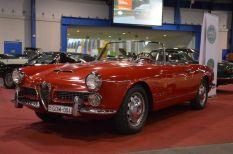 AMTS 2019 Classic Automobil Show előzetes