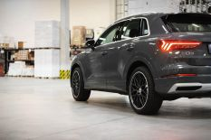 AEZ Crest Dark vs. Audi Q3