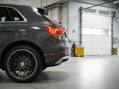 AEZ Crest Dark vs. Audi Q3