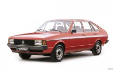 Volkswagen Passat generációk
