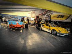 Saleen S1 @ Las Vegas Speedway