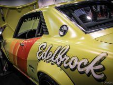 Edelbrock Toyota Celica 1973
