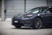 AEZ Steam vs. Tesla Model 3