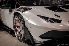 B is 4 Built Garrett LS V8 Lamborghini Huracan