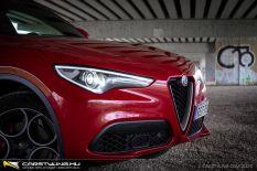 Alfa Romeo Stelvio Q4 2020